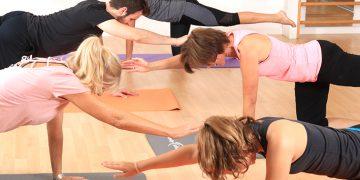 Start neuer Pilates Kurs