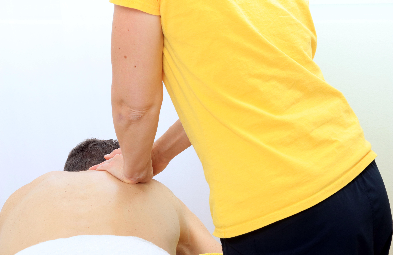 Medizinische-Massage-Rotkreuz