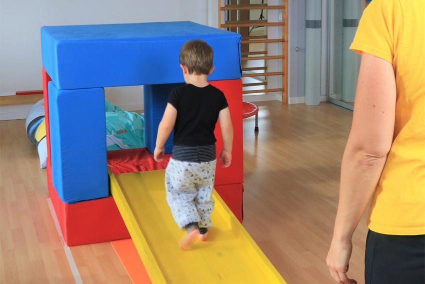 Kinderphysiotherapeut Rotkreuz