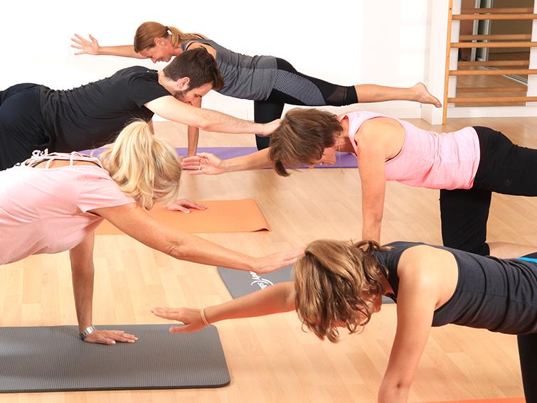 Pilates Kurs Rotkreuz